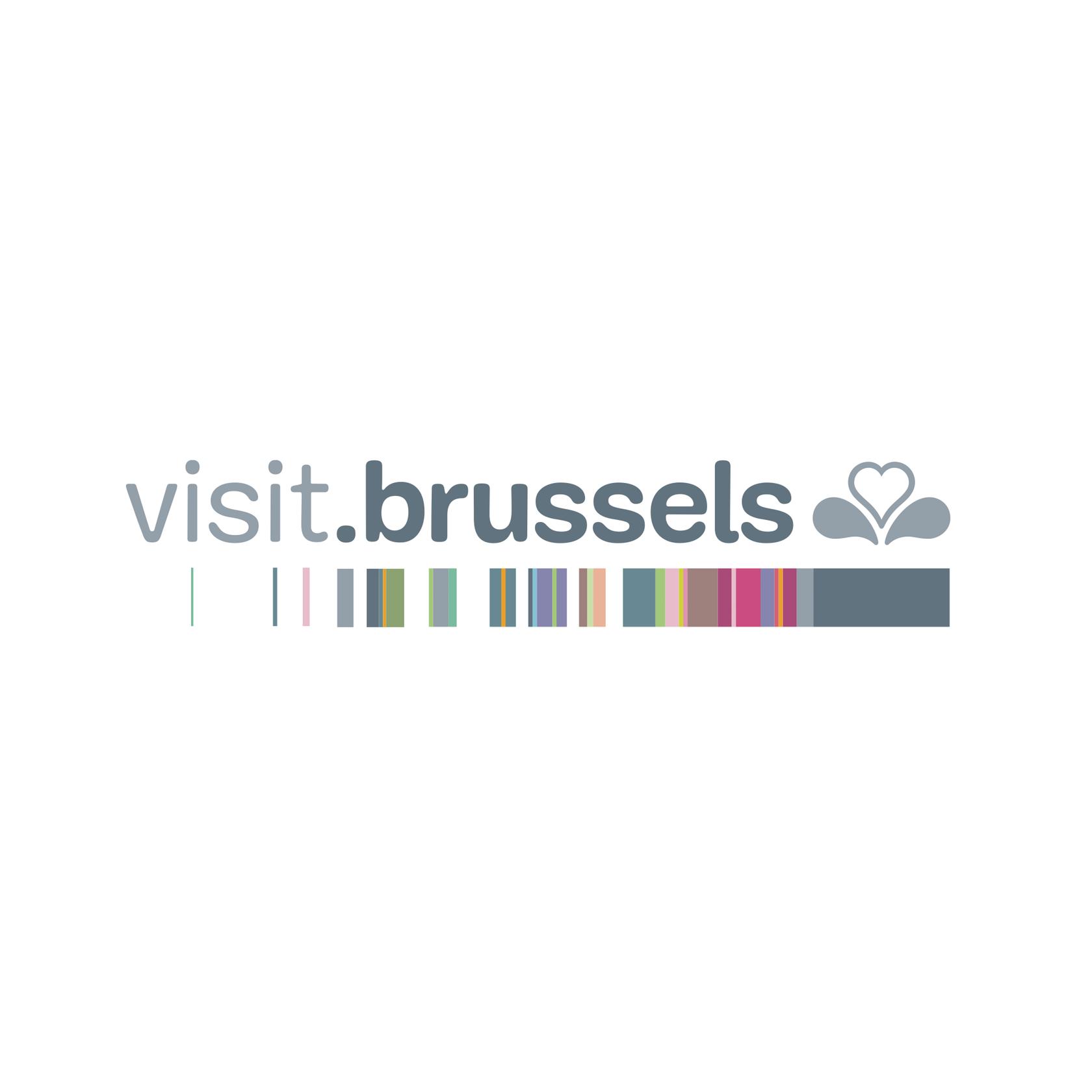 Visit Brussels Logo